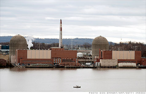 U.S. halts permits for new nuclear power plants and renewals at existing reactors until waste issues are settled.