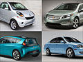 9 electric car stalls, misses, and crackups