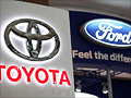 10 ways Toyota is topping Ford