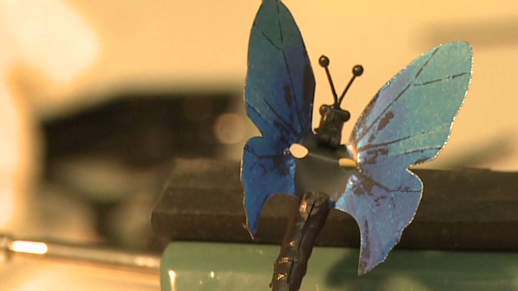 Meet Microsoft's wacky 'mood' butterfly