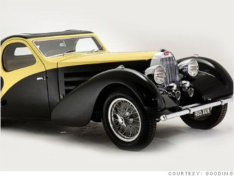Bugatti Type Atalante Cool Collectible Cars For Sale At - Cool collector cars