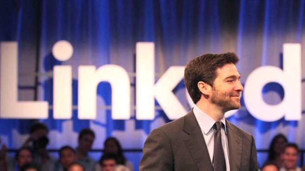 LinkedIn isn't Facebook. Hooray!