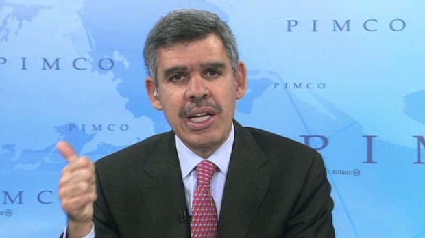El-Erian: Fed can only postpone the storm