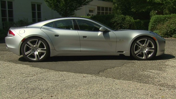 Fisker Karma: A car of compromises