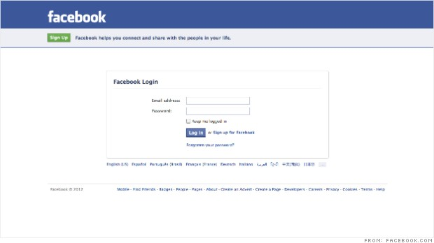 Www Facebook Home Com Login