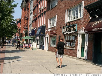 Best Places Top Earning Hoboken NJ