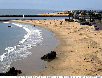 Best Places Top Earning Newport Beach CA