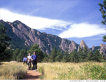 Best Places Rich Single Boulder CO