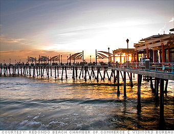 Best Places Rich Single Redondo Beach CA