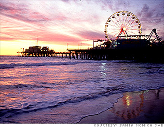 Best Places Rich Single Santa Monica CA
