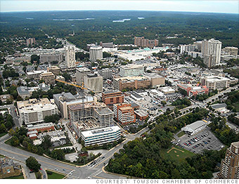 Best Places Rich Single Towson MD