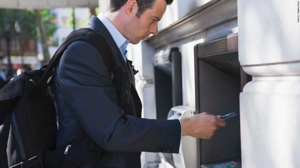 bank fees on the rise