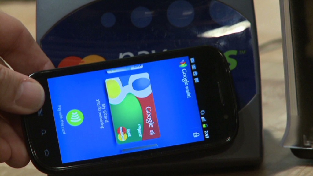 The security risks in paying by smartphone