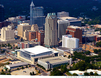 Best Places Affordable Homes Raleigh NC