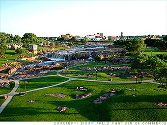 Best Places Affordable Homes Sioux Falls SD