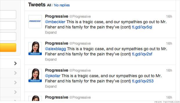 progressive, twitter