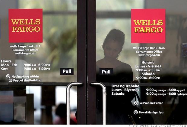 Wells Fargo SEC Fine