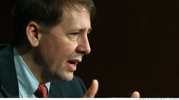 cfpb richard cordray