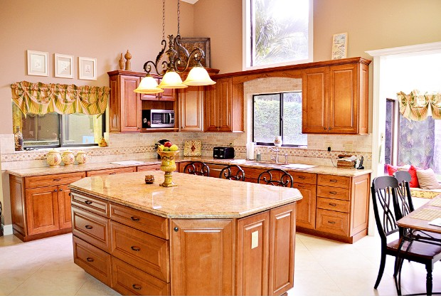Best Places Dream Homes Coral Springs FL Kitchen