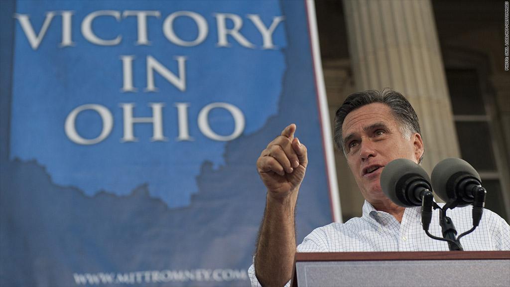 mitt romney, presidential candidate, ohio, campaign, republican