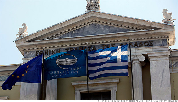 Greece reprieve