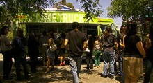 Irvine's tasty food trucks