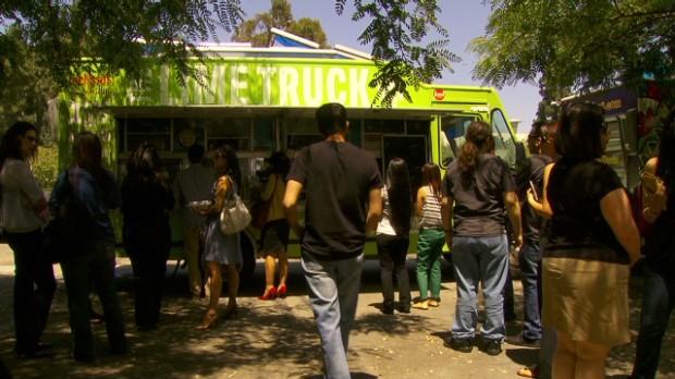 Irvine's tasty food truck scene