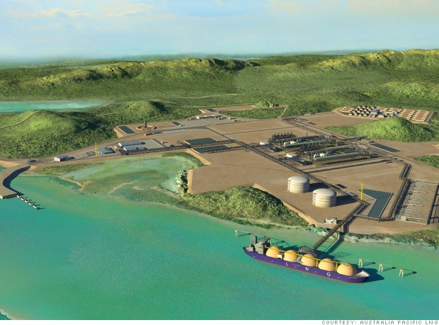 gallery big projects australia pacific lng