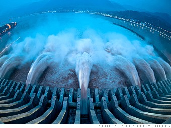 expensive energy projects dam