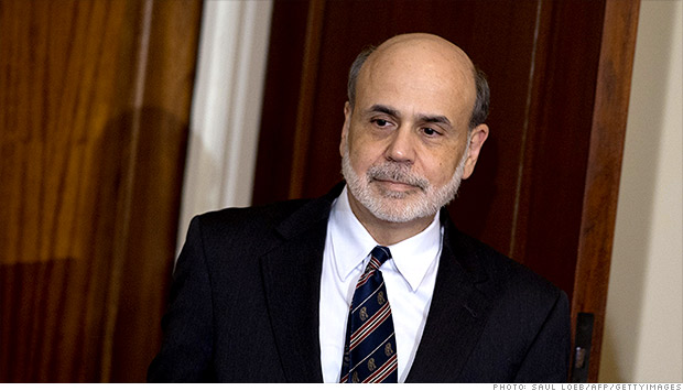 bernanke fed minutes