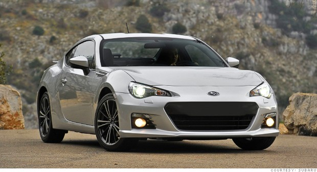 roadsters - 2013 subaru brz