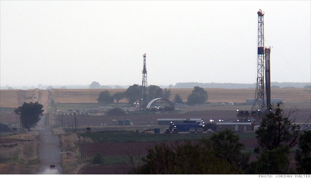 kansas oil boom