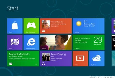iTunes Windows 8