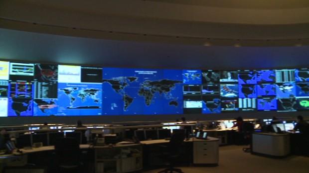 Inside AT&T's 'War Room'