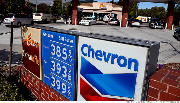 Issac gas prices rise