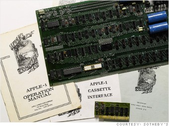 gallery auctions apple 1