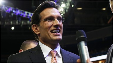 Cantor: There's 'alarm' over Trump's foreign policies
