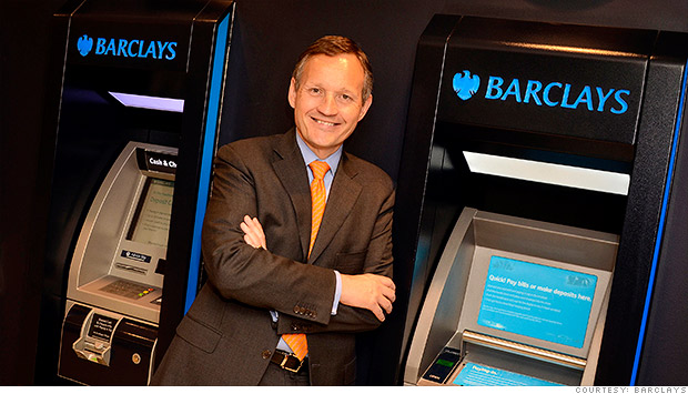Antony Jenkins Barclays