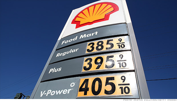 gas. gas prices