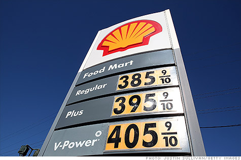 Record Labor Day gas prices won't last