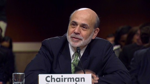 Bernanke: Middle class decline is old news