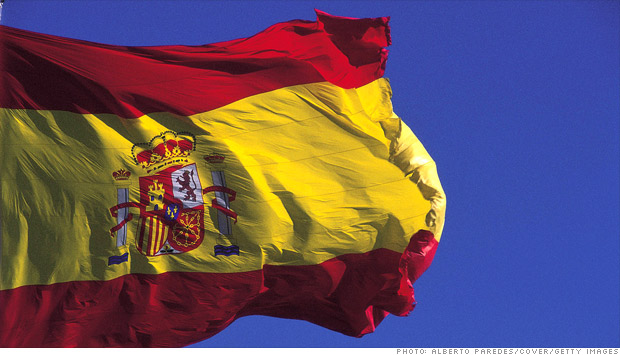 spanish flag