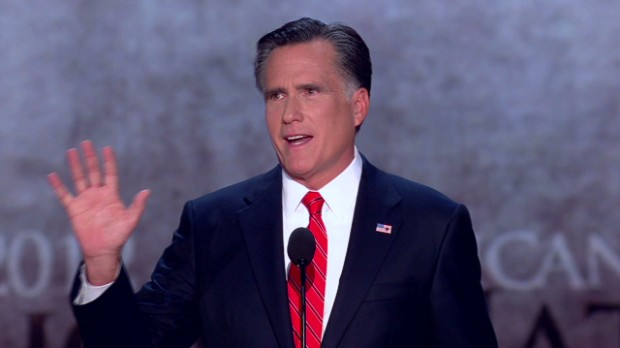 Romney's 5-step economic plan in 90 secs