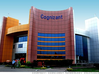 fastest growing all stars Cognizant