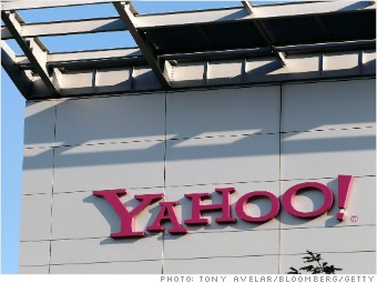 fastest growing failures Yahoo