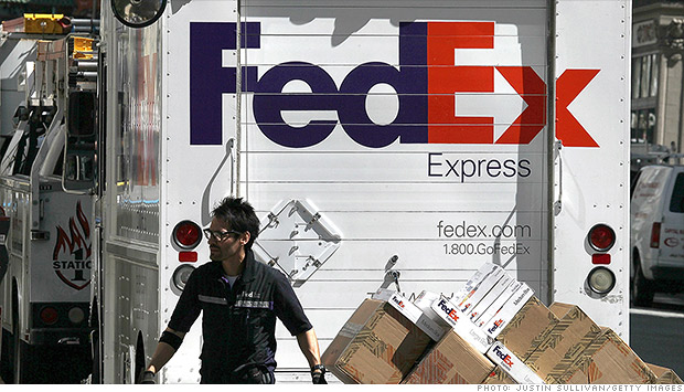 fedex