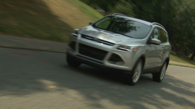 Ford Escape: King of its class