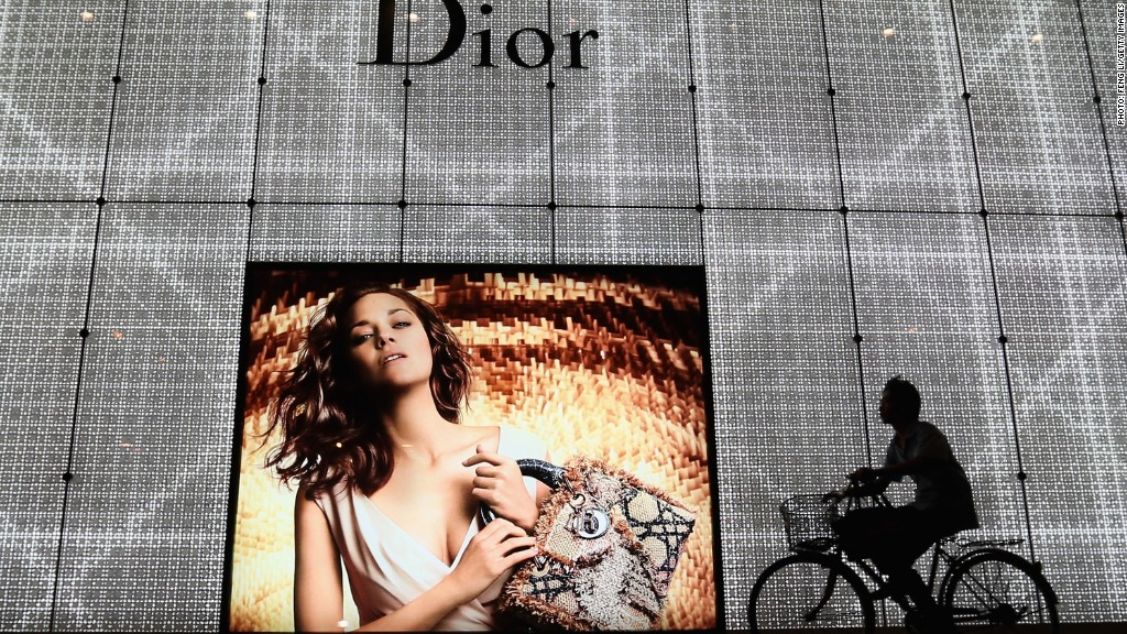 china luxury dior