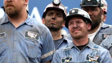 Mining deaths fall to all-time low