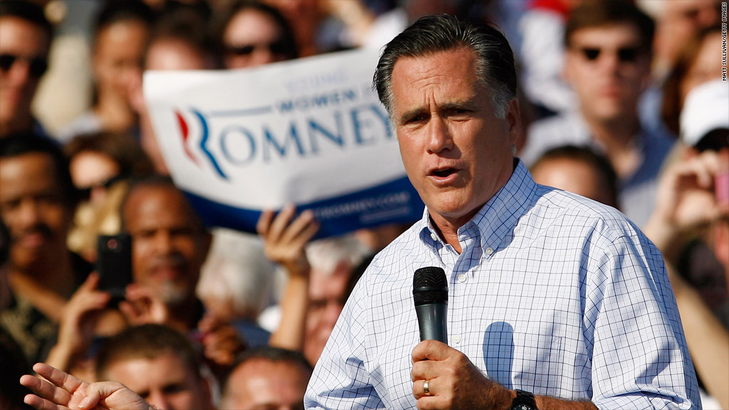 romney tax returns